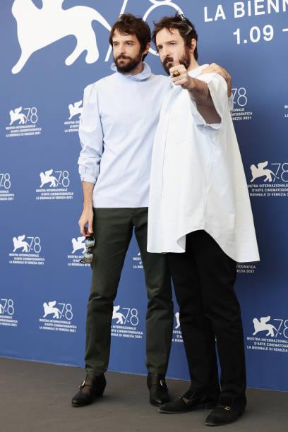 """ITA: """"Inu-Oh"""" Red Carpet - The 78th Venice International Film Festival"""