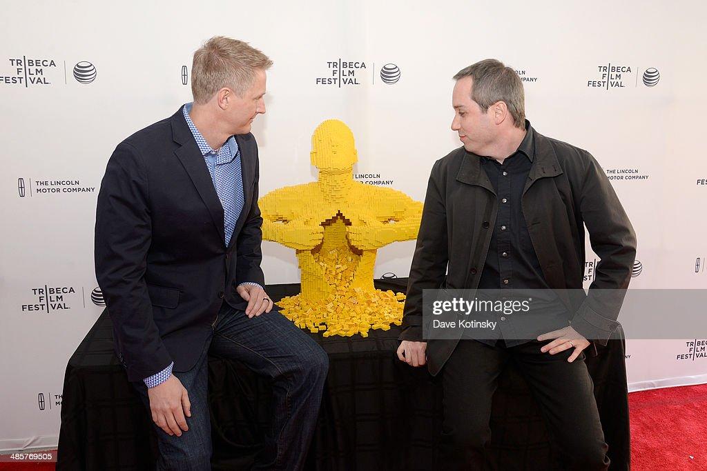 """Beyond the Brick: A LEGO Brickumentary"" Premiere - 2014 Tribeca Film Festival"