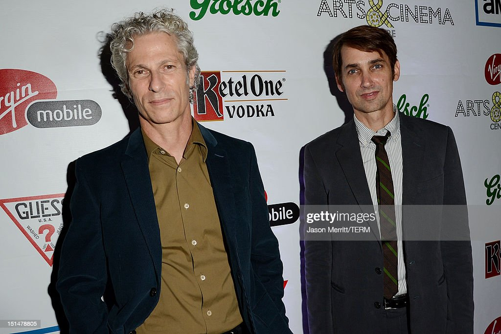 Directors David Siegel and Scott McGehee attend the 'What Maisie Knew' post premiere reception at the Virgin Mobile Arts & Cinema Centre on September 7, 2012 in Toronto, Canada.