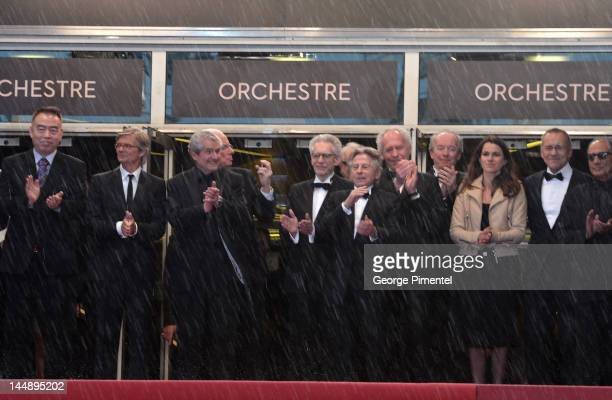 Directors Elia Suleymane, Chen Kaige, Walter Salles, Claude Lelouche, David Cronenberg, Roman Polanski, Jean-Pierre et Luc Dardennes and French...