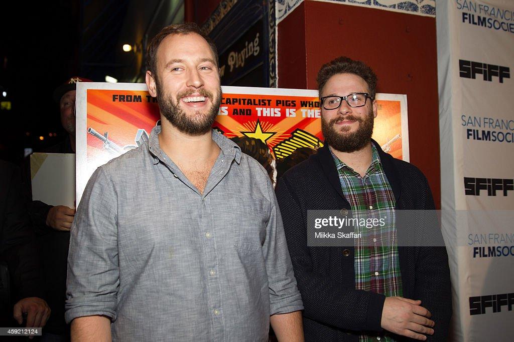 SFFS Presents An Evening With Seth Rogen And Evan Goldberg