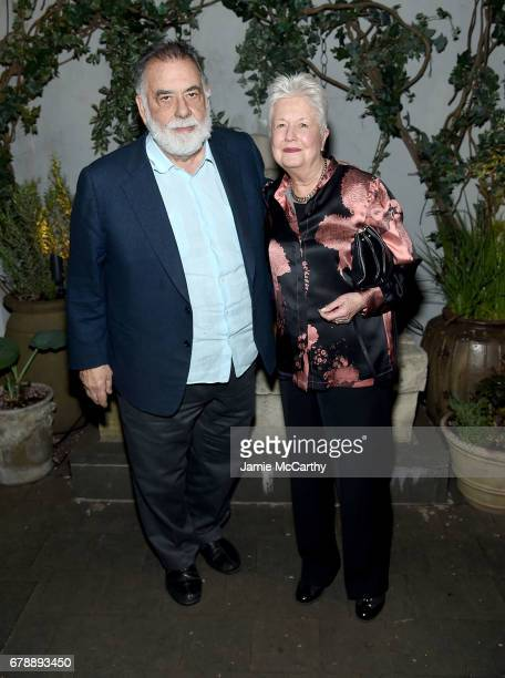 Directors Francis Ford Coppola and Eleanor Coppola attend The Cinema Society Hosts A Screening Of Sony Pictures Classics' Paris Can WaitAfter Party...