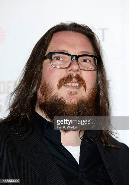 Directors Iain Forsyth attends the nominations launch for the British Independent Film Awards at St Martins Lane Hotel on November 3 2014 in London...