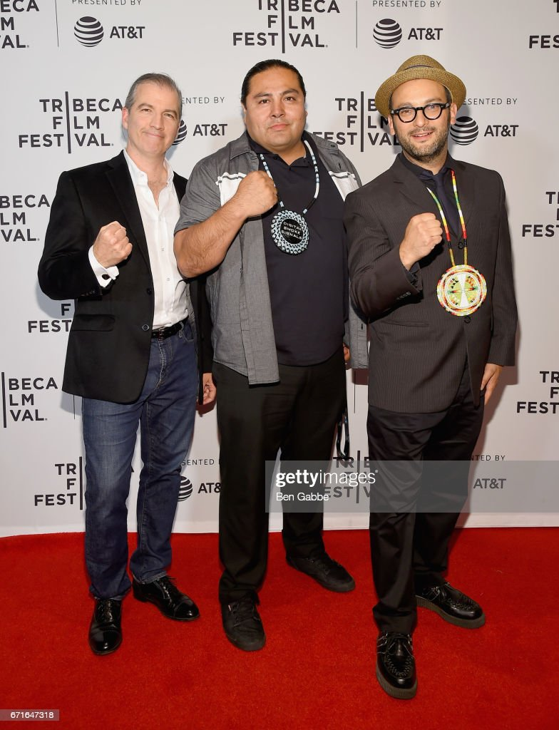 """Awake: A Dream from Standing Rock"" Premiere - 2017 Tribeca Film Festival"