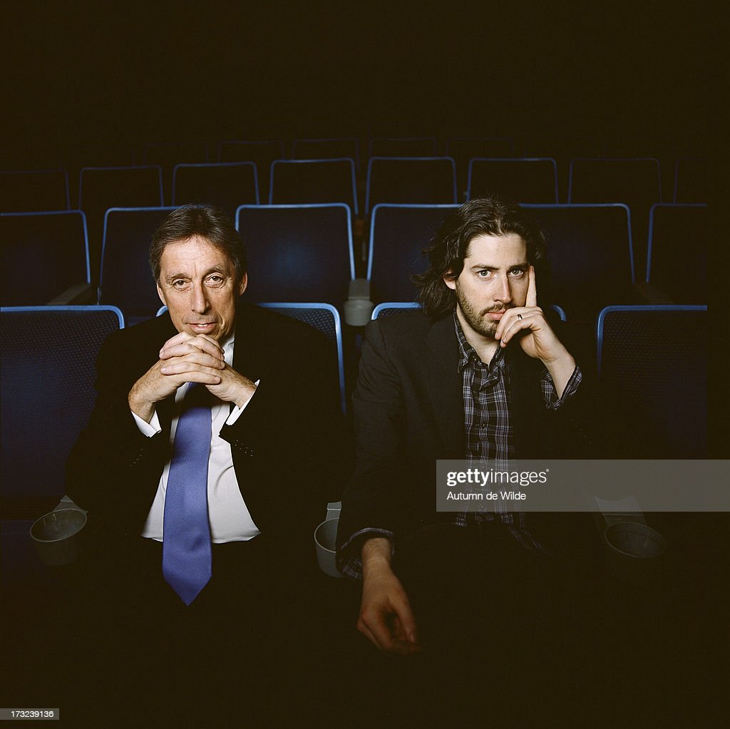 Jason Reitman and Ivan Reitman, L'Uomo Vogue, January 1, 2010