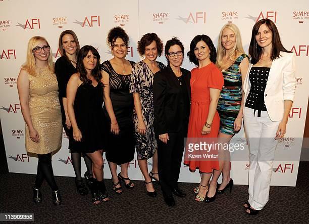 Directors Jennifer Glynn Courtney Rowe Kimberly McCullough Rachel Goldberg Amy French Guest Speaker/director Lisa Cholodenko Tina Salmassi Lisa...