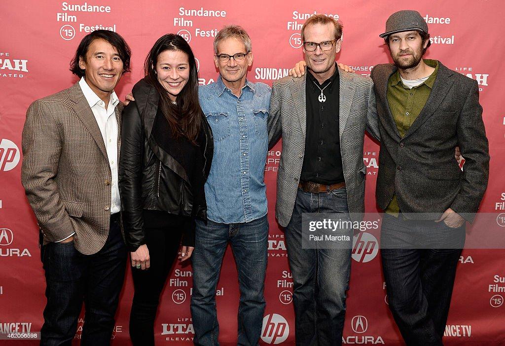 """""""Meru"""" Premiere - 2015 Sundance Film Festival : Nachrichtenfoto"""