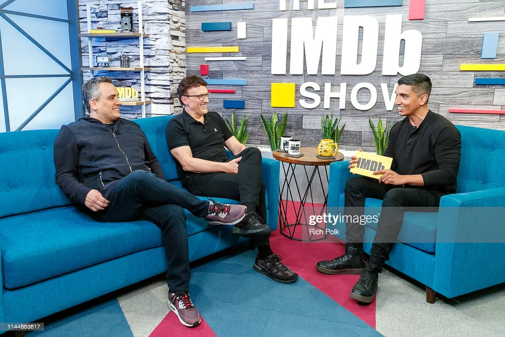 CA: Anthony And Joe Russo Visit The IMDb Show
