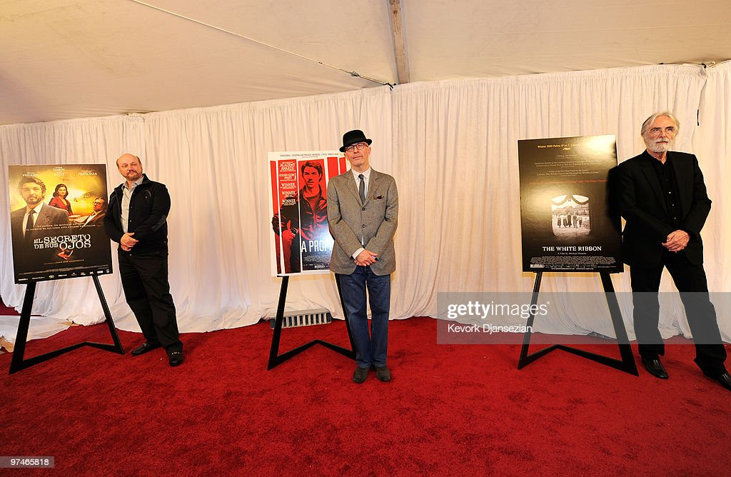 82nd Academy Awards Foreign Language Film Award Directors Photo Op