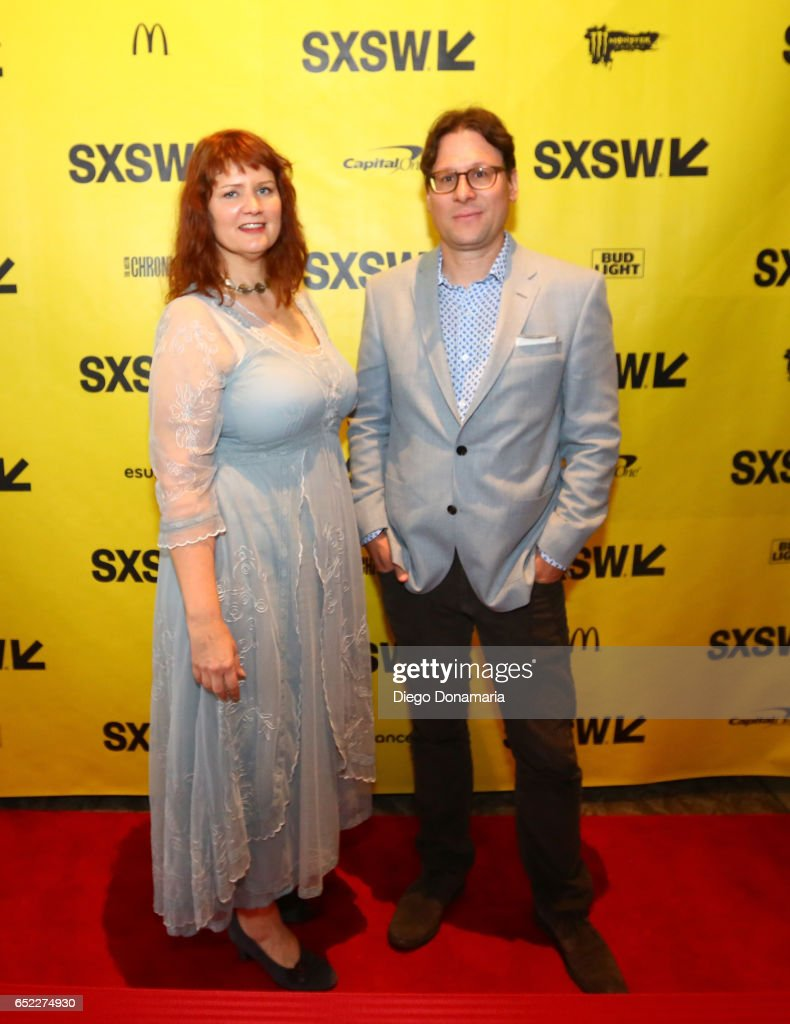 Directors Julia Halperin and Jason Cortlund attend the premiere of 'La Barracuda' during 2017 SXSW Conference and Festivals at Stateside Theater on March 11, 2017 in Austin, Texas.