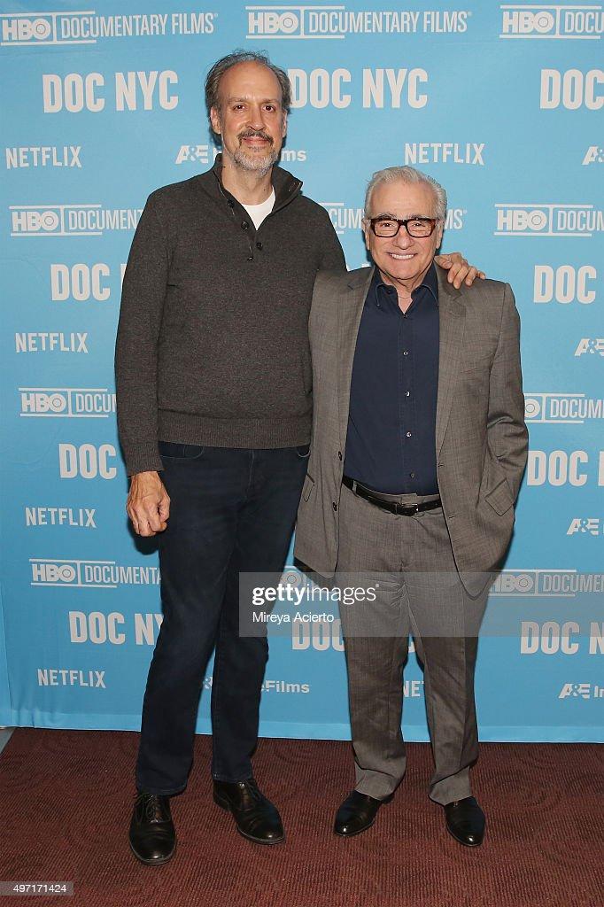 "DOC NYC Screening Of ""Hitchcock/Truffaut"""