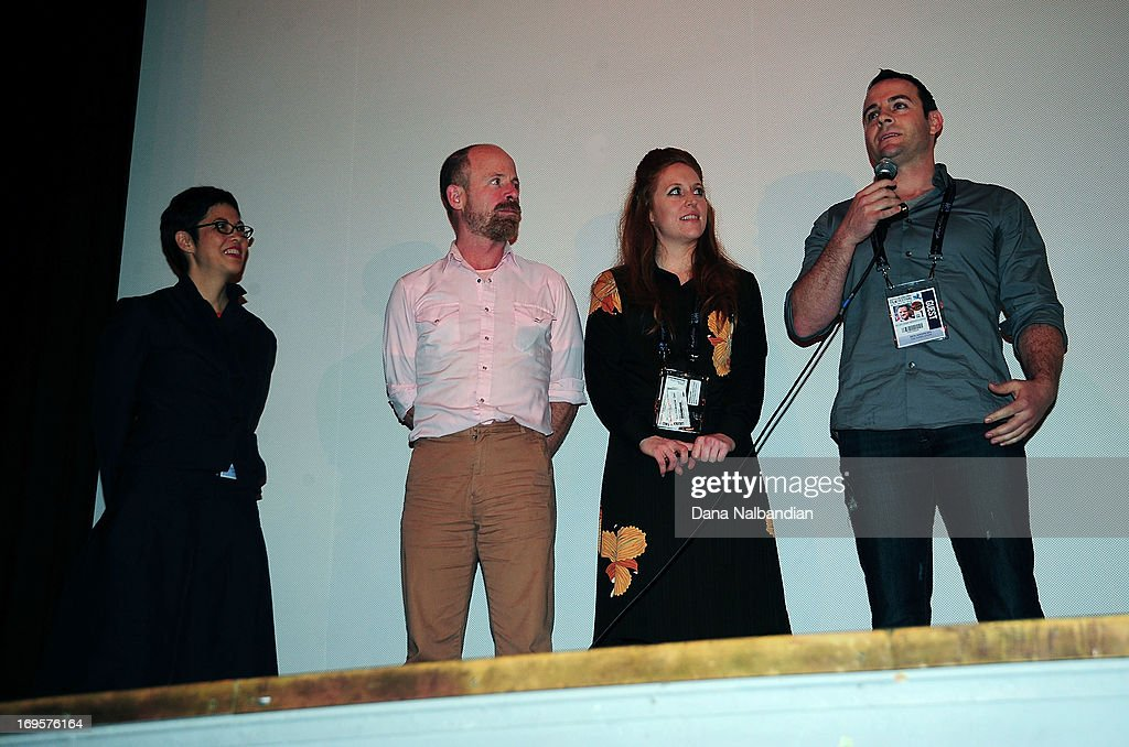 2013 Seattle International Film Festival - Fly Filmmaking Challenge : News Photo