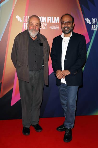 GBR: Asghar Farhad Screen Talk - 65th BFI London Film Festival