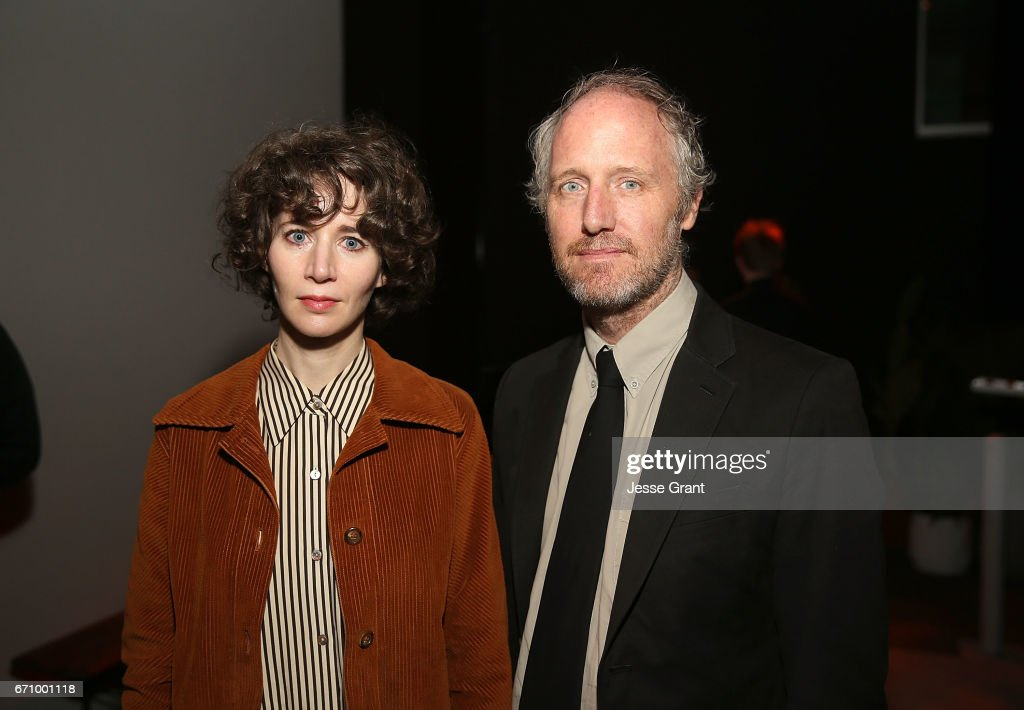 Directors Miranda July and Mike Mills attend the premiere of Amazon's 'I Love Dick' after party on April 20, 2017 in Los Angeles, California.
