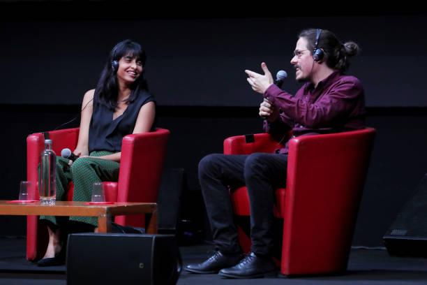 """ITA: """"Una Pelicula Sobre Parejas"""" Press Conference - 16th Rome Film Fest 2021"""