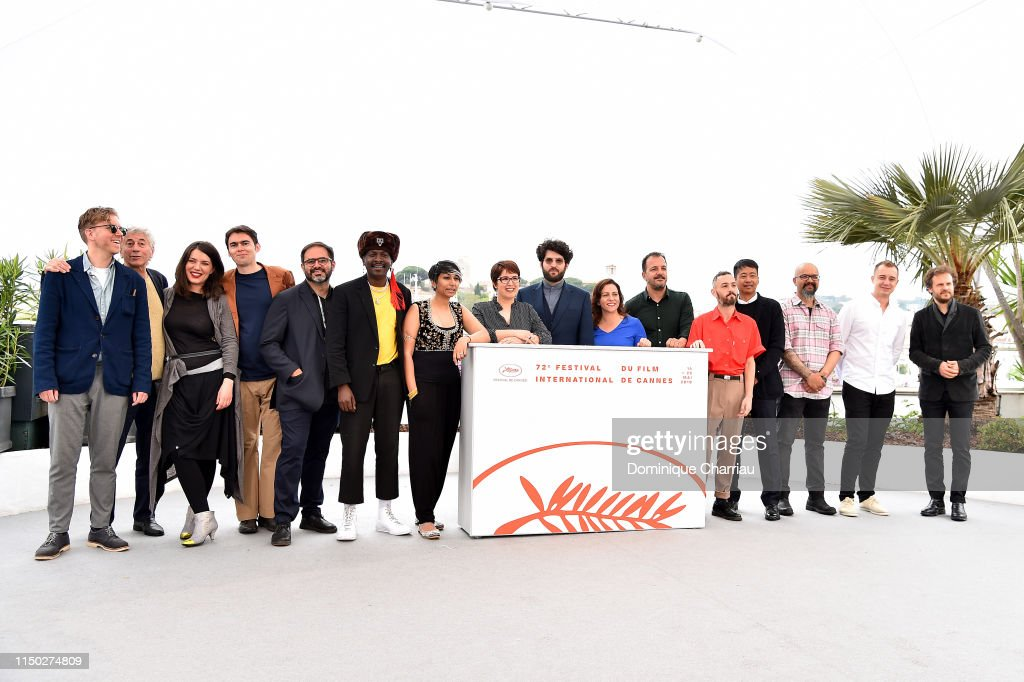 "FRA: ""L'Ateilier Des Realisateurs"" Photocall - The 72nd Annual Cannes Film Festival"