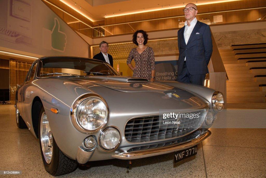 Ferrari Exhibition Opens At The Design Museum