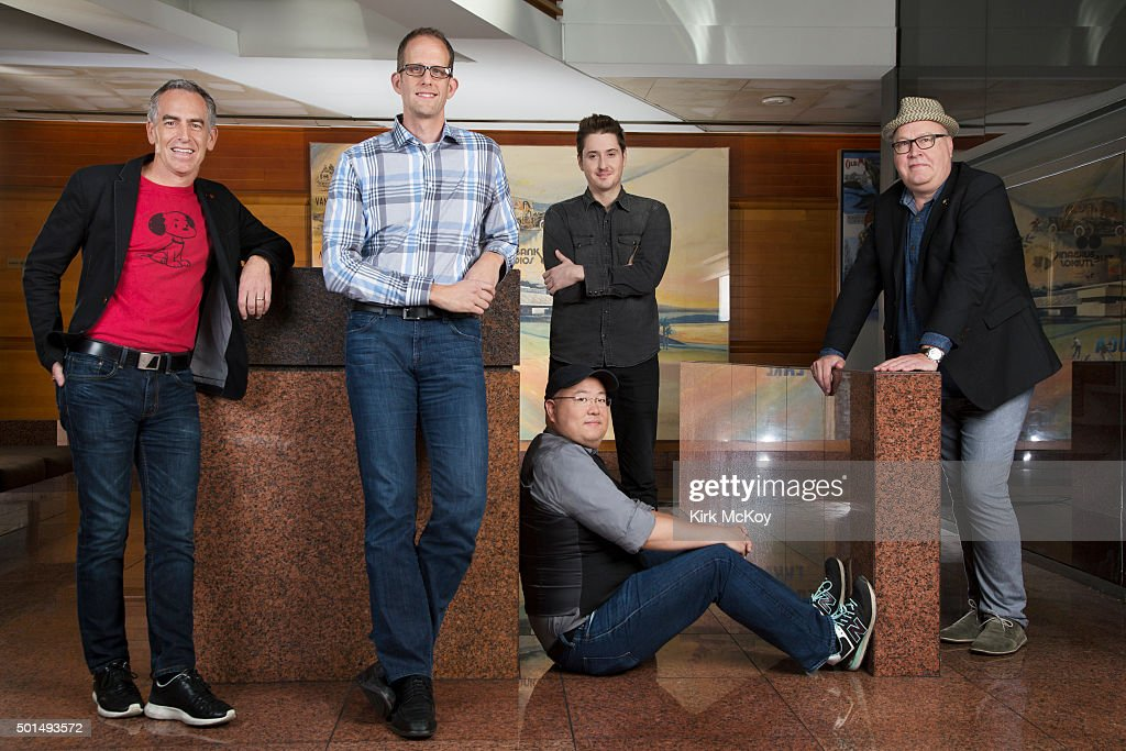 Animation Panel, Los Angeles Times, December 8, 2015