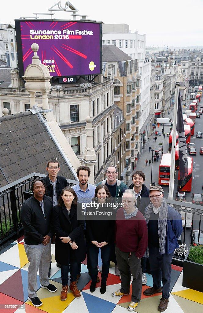 Sundance London Filmmaker Press Breakfast