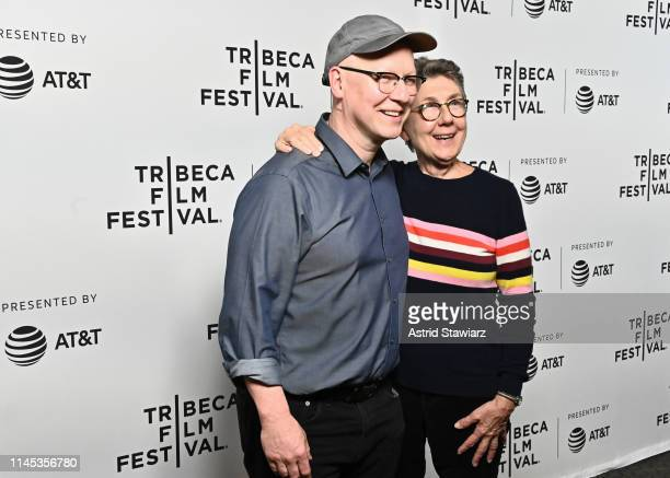 Directors Steven Bognar and Julia Reichert attend Netflix's American Factory Premiere at the Tribeca Film Festival at SVA Theater on April 26 2019 in...