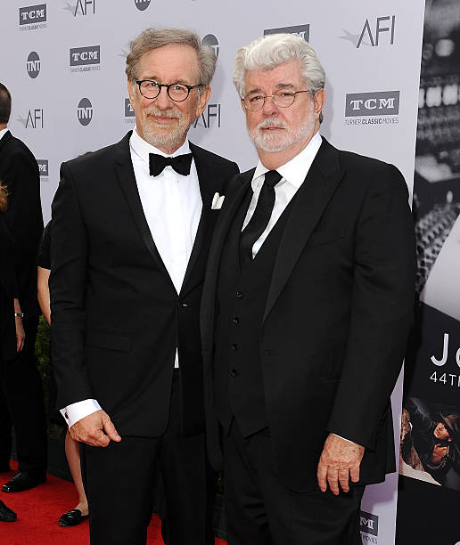 Tribute To Steven Spielberg Photos and Premium High Res