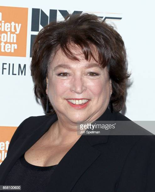 Directors Susan Lacy attends the 55th New York Film Festival 'Spielberg' premiere at Alice Tully Hall on October 5 2017 in New York City