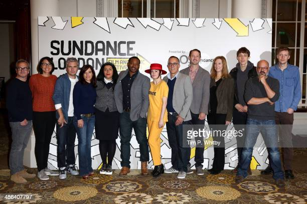 Directors Tim Sutton Sydney Freeland Dan Cutforth Jane Lipsitz Marjane Satrapi Ryan Coogler Rose McGowan Director of the Sundance Film Festival John...