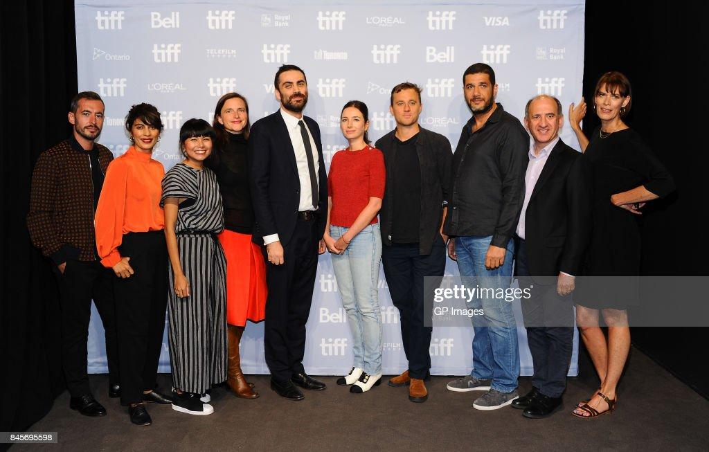 2017 Toronto International Film Festival - Platform Round Table Press Conference