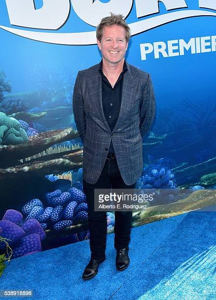 Director/screenwriter Andrew Stanton attends The World Premiere of DisneyPixar's FINDING DORY on Wednesday June 8 2016 in Hollywood California