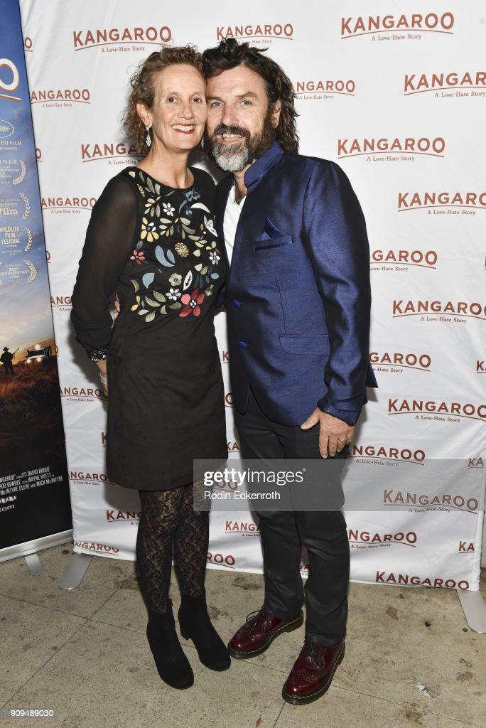 "Premiere Of ""Kangaroo"" - Arrivals"
