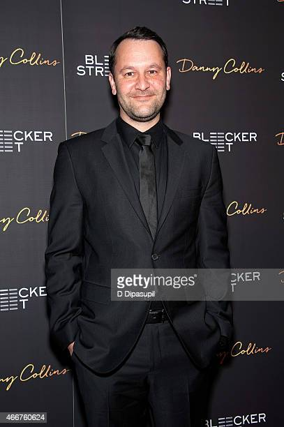 Director/writer Dan Fogelman attends the Danny Collins New York Premiere at AMC Lincoln Square Theater on March 18 2015 in New York City