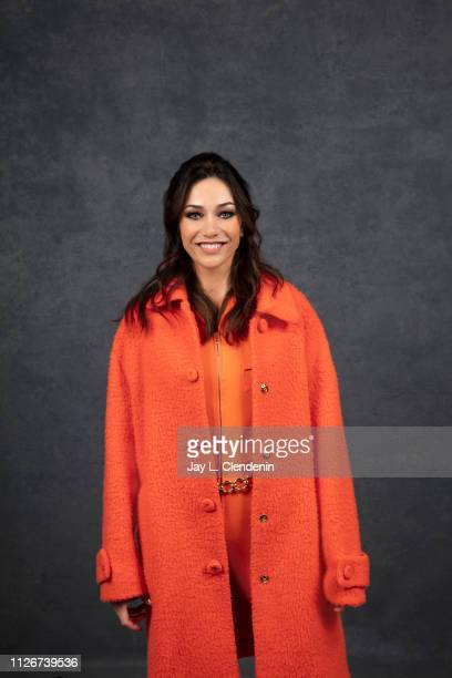 Director/writer Jocelyn DeBoer from 'Greener Grass' is photographed for Los Angeles Times on January 28 2019 at the 2019 Sundance Film Festival in...