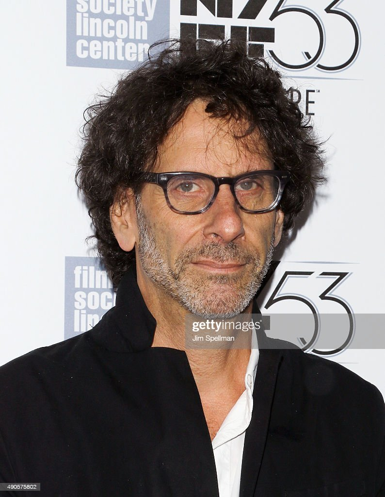 Director/writer Joel Coen attends the 53rd New York Film Festival 'O Brother, Where Art Thou?' 15th anniversary screening at Alice Tully Hall on September 29, 2015 in New York City.