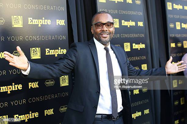 Director/writer Lee Daniels attends Fox's 'Empire' ATAS Academy event at The Theatre At The Ace Hotel on March 12, 2015 in Los Angeles, California.