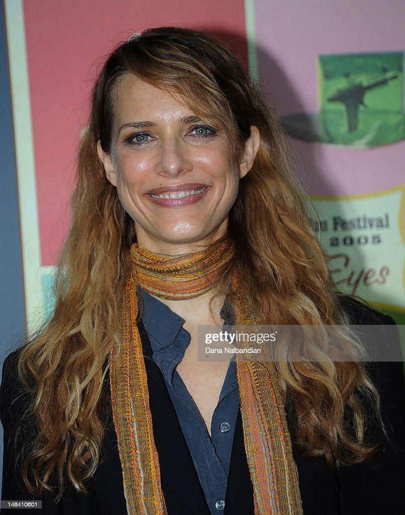 Director/writer Lynn Shelton at the Sundance Institute Shorts Lab at SIFF Cinema on July 15, 2012 in Seattle, Washington.