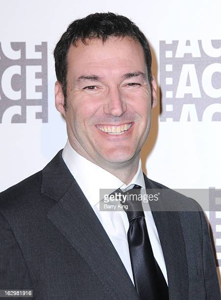 Director/writer Mark Andrews attends the 63rd Annual ACE Eddie Awards at The Beverly Hilton Hotel on February 16 2013 in Beverly Hills California