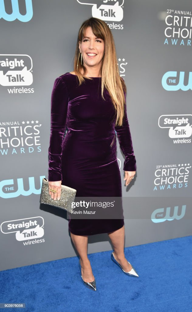 Director-writer Patty Jenkins attends The 23rd Annual Critics' Choice Awards at Barker Hangar on January 11, 2018 in Santa Monica, California.