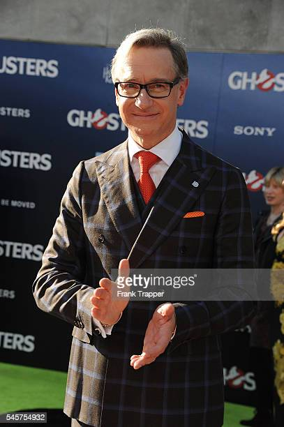 """Director/writer Paul Feig attends the premiere of Sony Pictures' """"Ghostbusters"""" held at TCL Chinese Theater on July 9, 2016 in Hollywood, California."""