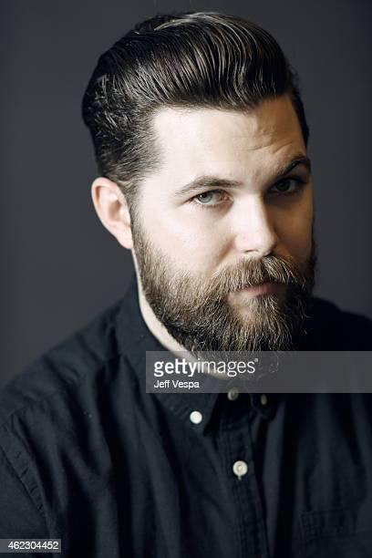 Director/writer Robert Eggers of The Witch poses for a portrait at the Village at the Lift Presented by McDonald's McCafe during the 2015 Sundance...