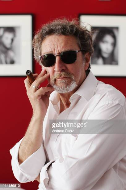 Director/writer Robert Guediguian from the film The Snows of Kilimanjaro poses during a portrait session at the Unifrance Tent during the 64th Cannes...
