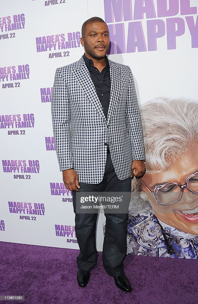 "Screening Of Lionsgate Films' ""Tyler Perry's Madea's Big Happy Family"" - Arrivals : News Photo"