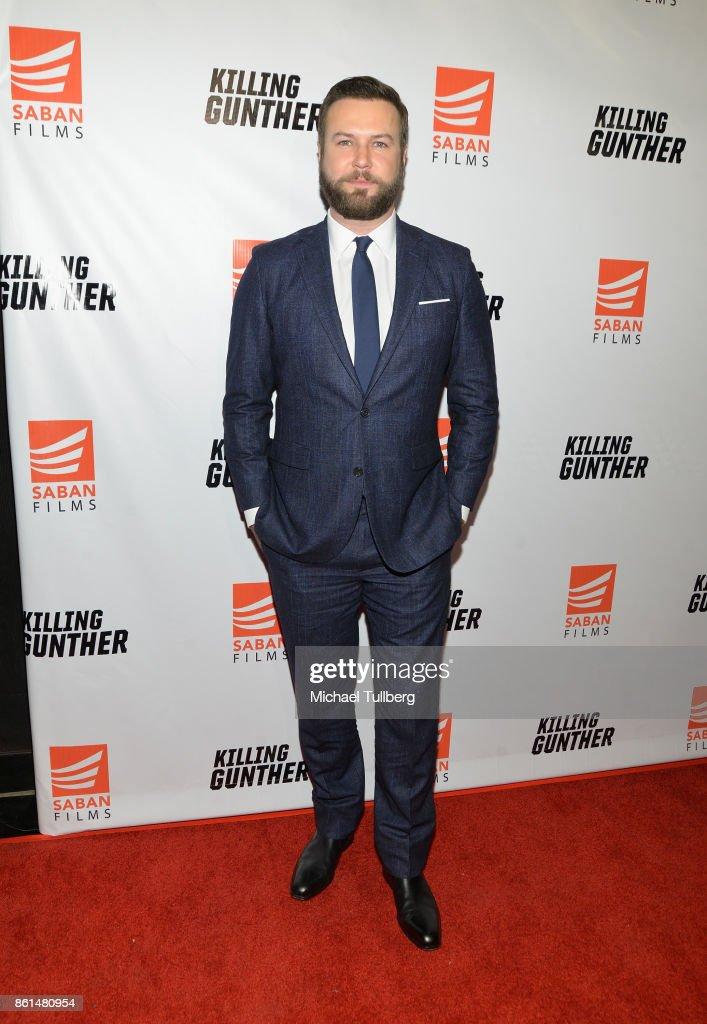 """Premiere Of Saban Films' """"Killing Gunther"""" - Arrivals"""