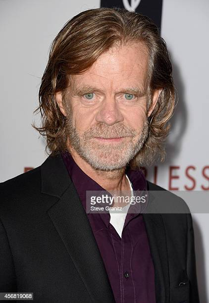 Director/writer/actor William H Macy attends 'Rudderless' VIP Screening at the Vista Theatre on October 7 2014 in Los Angeles California