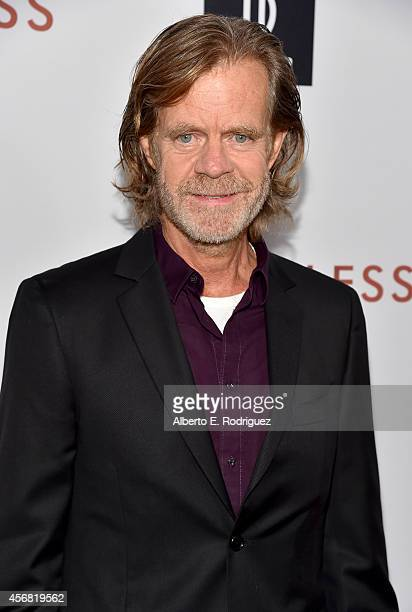 Director/writer/actor William H Macy attends the Screening Of Samuel Goldwyn Films' Rudderless at the Vista Theatre on October 7 2014 in Los Angeles...