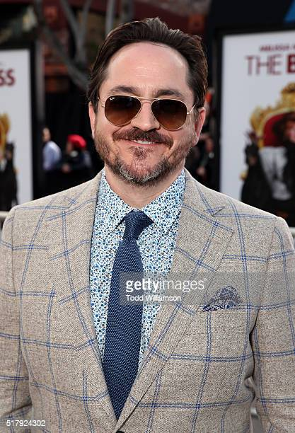 """Director/writer/executive producer Ben Falcone attends the premiere of USA Pictures' """"The Boss"""" at Regency Village Theatre on March 28, 2016 in..."""