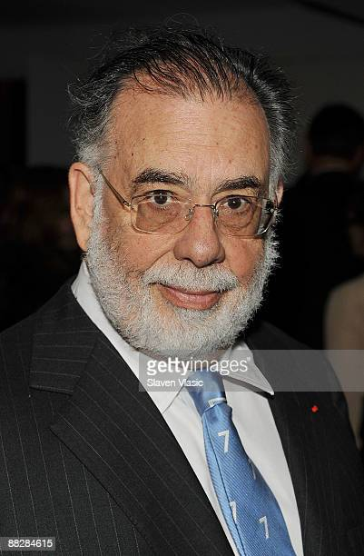 Director/Writer/Producer Francis Ford Coppola attends the premiere of TETRO at the Directors Guild Theatre on June 7 2009 in New York City