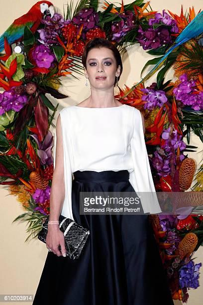 Directrice de la Danse de l Opera de Paris Aurelie Dupont attends the Opening Season Gala at Opera Garnier on September 24 2016 in Paris France