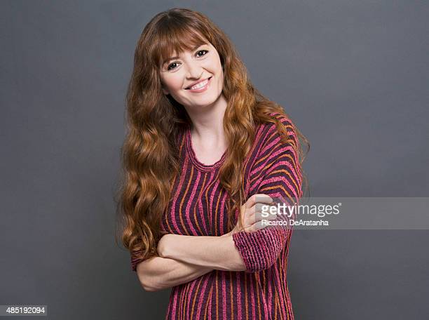 Diredtor Marielle Heller of 'Diary of a Teenage Girl' is photographed for Los Angeles Times on June 12 2015 in Los Angeles California PUBLISHED IMAGE...
