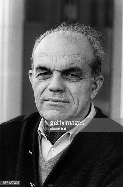 Direktor Landesarchiv Berlin, Porträt, - 1985