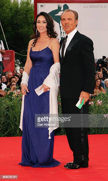 Direttore generale de RAI Mauro Masi and Susanna Smit attends the Closing Ceremony Red Carpet And Inside at The Sala Grande during the 66th Venice...